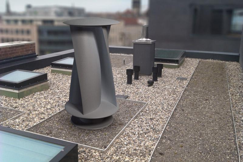 TECHNOLOGY - Helix Windturbine – Wind of Change