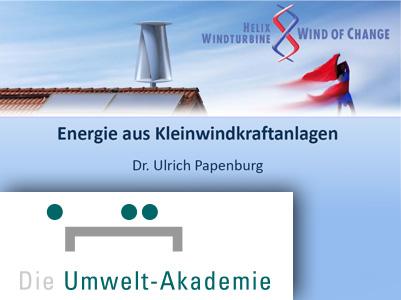 NEWS - Helix Windturbine – Wind of Change